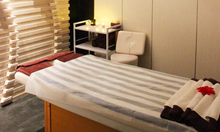 Full Body Massage, Body Scrub, Jacuzzi  More At Sama Spa At Bengaluru Marriott Hotel -8269