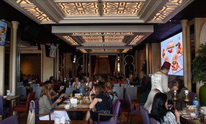 Grand Cafe Al Manara From Aed 30 Dubai Groupon
