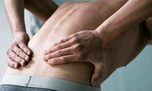 Foundation Chiropractic: Chiropractic Consultation, Exam, X-Ray, and One or Two Adjustments at Foundation Chiropractic (Up to 83% Off)