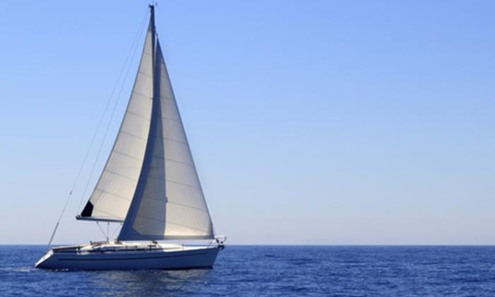 Resultado de imagen de barco de vela por el río