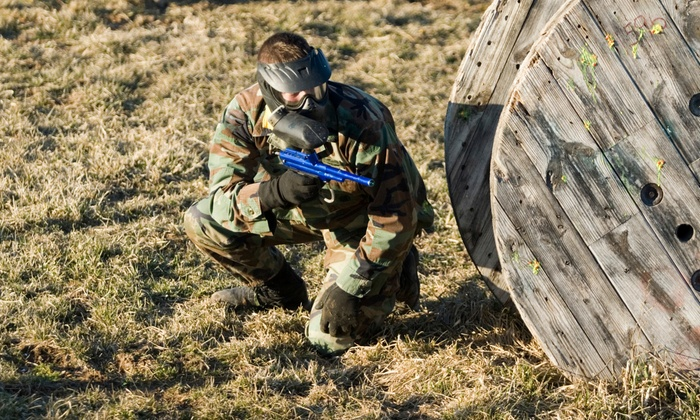 MaddDogz - Waxahachie: Four Hours of Paintball with Gear for 1, 2, 4, 6, or 10 at Madddogz (Up to 60% Off)