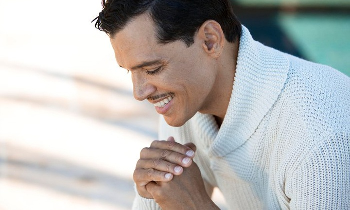 El DeBarge Valentine's Day Concert - The Historic Bal Theatre: El DeBarge Valentine's Day Concert at Bal Theatre on Friday, February 14, at 7:30 p.m. or 10 p.m. (Up to 41% Off)
