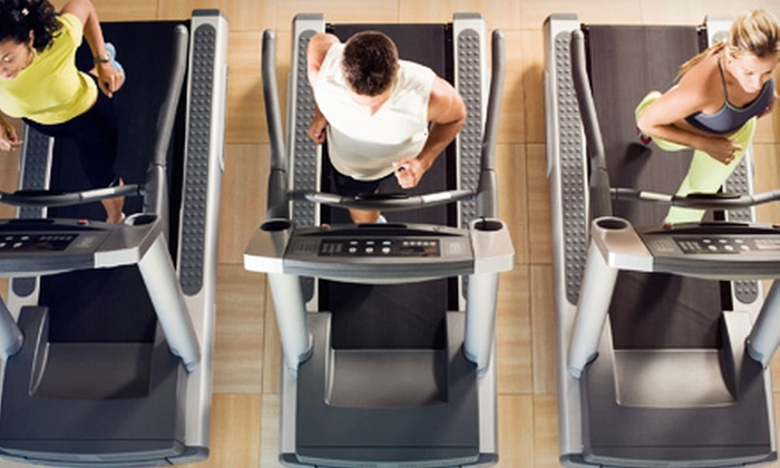 Anytime Fitness - Rockledge: $29 for a Three-Month Gym Membership with Personal Training and Tanning at Anytime Fitness in Rockledge ($339.50 Value)