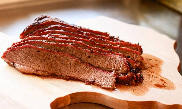 MWS Catering - Austin: Barbecue at MWS Catering ($8 Off). Two Options Available.