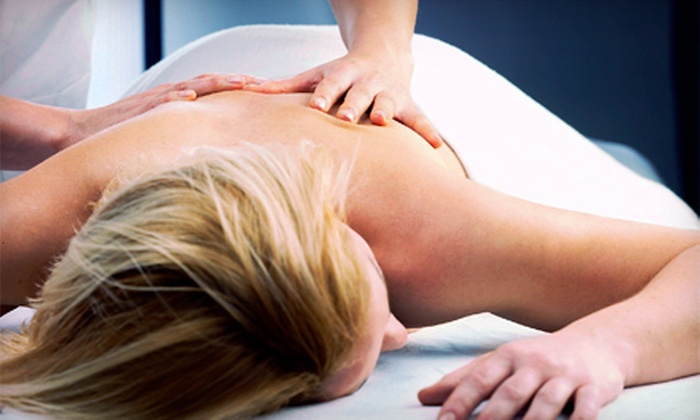 Mount Vernon Athletic Club - Hybla Valley: 60- or 90-Minute Deep-Tissue, Swedish, or Hot-Stone Massage at Mount Vernon Athletic Club (Up to 54% Off)