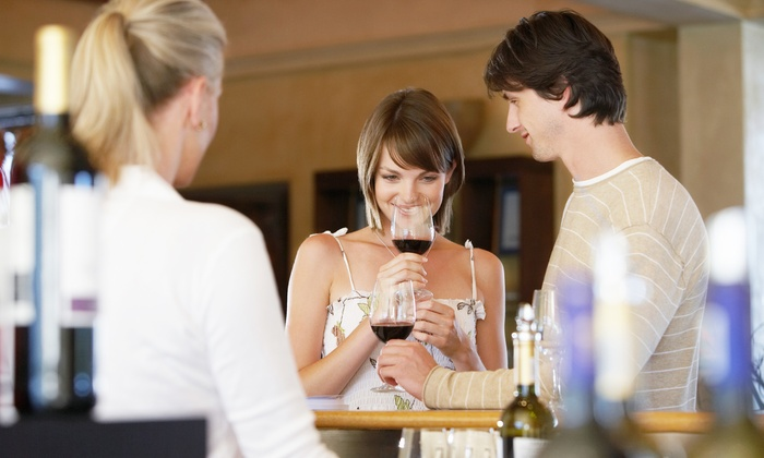 The Cellar Door - Cellar Door: Wine Tasting for Two or Four at The Cellar Door (Up to 62% Off). Four Dates Available.
