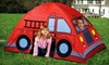 Kids' Indoor-Outdoor Play Tents: $17 for a Kids' Indoor-Outdoor Play Tent ($29.99 List Price). Six Styles Available.
