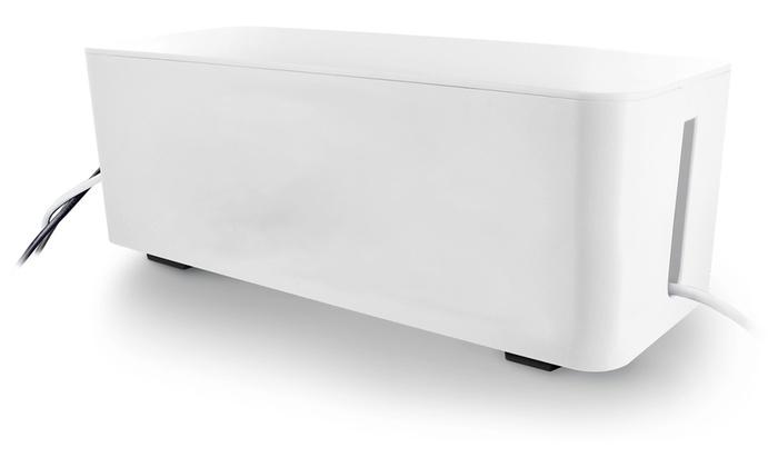 jusqu 39 15 bo te cache c ble lifebox groupon. Black Bedroom Furniture Sets. Home Design Ideas