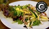 Half Off at Green Room Bistro & Juice Bar in Carlisle