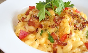 Mash Potatoes: Dine-In or Takeout New American Fare for Two at Mash Potatoes (Up to 40% Off)