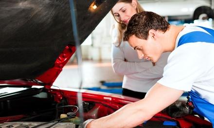 Interim Car Service and MOT Test for £49 at Oakmere Service Centre (35% Off)