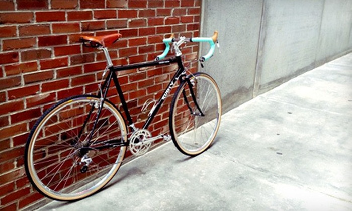 Greenstreet Cycles - Downtown: Basic, Pro, or Ultimate Bike Tune-Up at Greenstreet Cycles (51% Off)