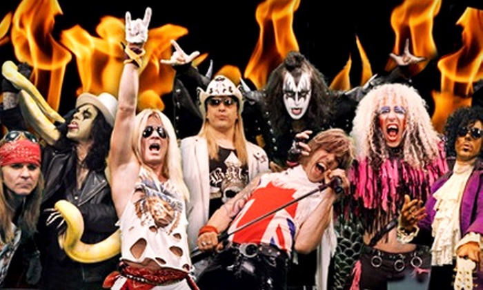 Hairball - Racine Civic Centre: $15 to See Hairball at Memorial Hall of Racine Civic Centre on Saturday, May 11, at 6:30 p.m. (Up to $26.85 Value)