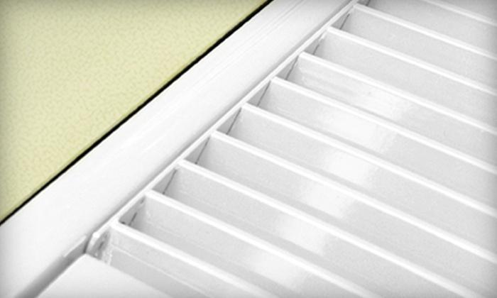 Service Management Group - Tallahassee: Air-Duct Cleaning with Optional Dryer-Vent Cleaning from Service Management Group (Up to 87% Off)