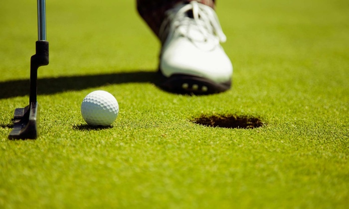 Fremont Park Golf Club - Central Downtown: Nine-Hole Round of Golf for One, Two, or Four at Fremont Park Golf Club (Up to 54% Off)
