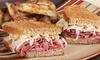 Brooklyn's Deli and Grill (Potomac, MD) - West Rockville: Deli Sandwiches and Entrees from Brooklyn's Deli & Catering (50% Off). Three Options Available.