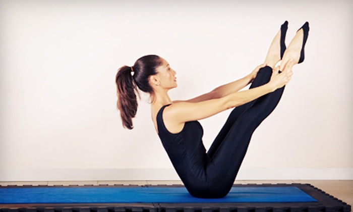 Pilates Studio 1 - Maddock: 10 Pilates Mat Classes or 2 Private Pilates Lessons at Pilates Studio 1 (Up to 74% Off)