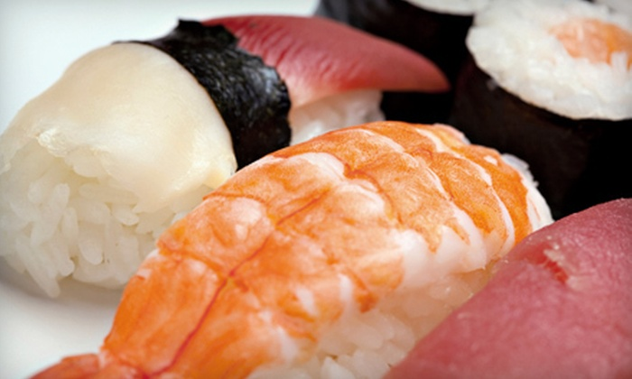 Gari Japanese Fusion Restaurant - Coolidge Corner: $15 for $30 Worth of Sushi and Japanese Fusion Fare at Gari Japanese Fusion Restaurant in Brookline