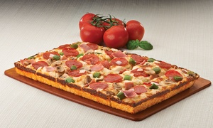 Jet's Pizza: $11 for $20 Worth of Pizzeria Eats for Carryout from Jet's Pizza