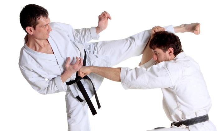 Clube De Jiu Jitsu Pitbull - Clube De Jiu Jitsu Pitbull: 10 or 20 Brazilian Jiu Jitsu Classes at Clube De Jiu Jitsu Pitbull (Up to 92% Off)
