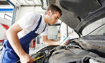 Check up auto, sanificazione e cambio filtro