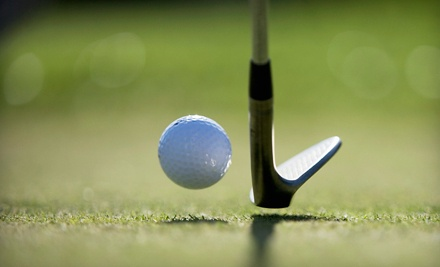 Golf Outing for Two - Gleneagle Golf Course in Arlington