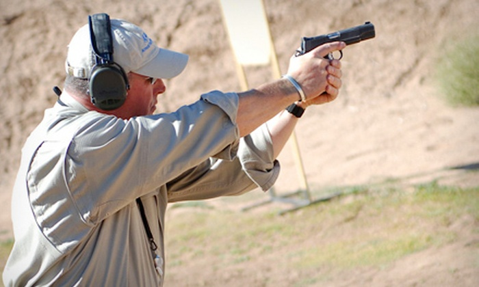 Armed Personal Defense - Phoenix: Eight-Hour Concealed-Handgun Class for One or Two from Armed Personal Defense (Up to 75% Off)