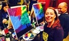 Pinot's Palette - St. Petersburg - St. Petersburg: Two- or Three-Hour Paint-and-Sip Session or a Party for Up to 10 People at Pinot's Palette (Up to 44% Off)