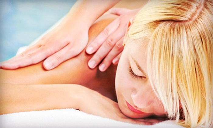 Riverdale Pilates - Greektown: One, Two, or Three 60-Minute Therapeutic Massages with Optional Acupuncture at Riverdale Pilates (Up to 61% Off)