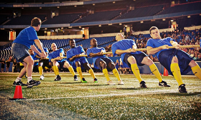 130th Annual Toronto Police Games - Downtown Toronto: $10 to See the 130th Annual Toronto Police Games at Rogers Centre on Saturday, October 13 (Up to $20.75 Value)