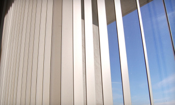 Discount Window Focus - Aurora: $60 Toward Window Treatments