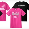Up to 55% Off Wedding-Party T-shirts