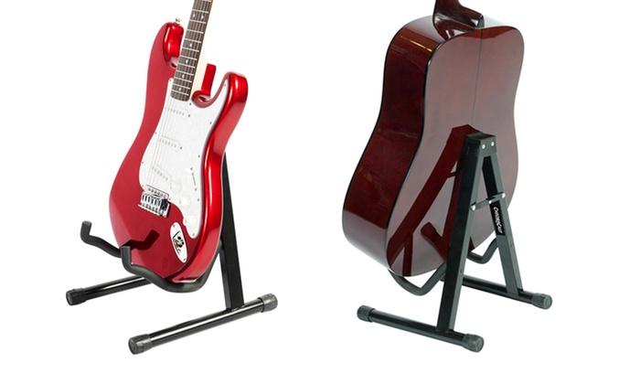 ChromaCast Universal Locking Guitar Stand: ChromaCast Universal Locking Guitar Stand