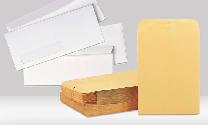 Quality Park Envelopes: Quality Park Envelopes. Multiple Varieties from $12.49-$19.99. Free Returns.