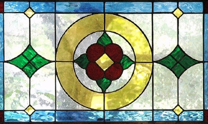 Stained Glass Learning Center - Multiple Locations: Four 2.5-Hour Beginners' Classes for One or Two at Stained Glass Learning Center (Up to 56% Off)