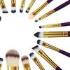 Alayna Naturals Professional Makeup Brush Set (20-Piece)