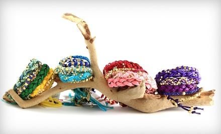 $50 Groupon for Jewelry and Accessories  - Ettika in