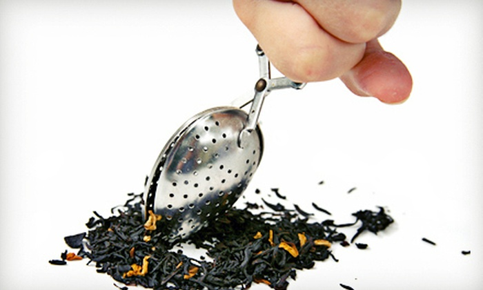 Tea Embassy: $25 for $50 Worth of Loose-Leaf Teas Plus Free Shipping from Tea Embassy