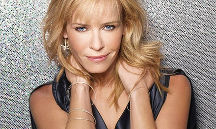 $41.70 to See Chelsea Handler Live at Comerica Theatre on Saturday, March 22, at 8 p.m. (Up to $71.50 Value)