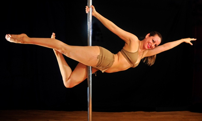 Elegant Body Pilates - Gainesville: Pole-Dancing or Fitness Classes or Party for Up to 12 at Elegant Body Pilates (Up to 80% Off). Three Options Available.