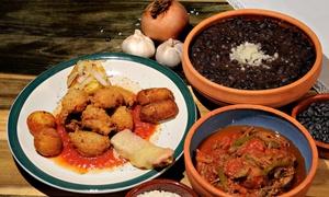 Puerta de Oro la Cocina de Cristobal: $13 for $20 Worth of Latin American Food and Drinks at Puerta de Oro la Cocina de Cristobal