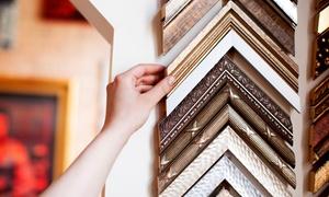 Big Picture Framing: $40 for $100 Toward Custom Framing at Big Picture Framing