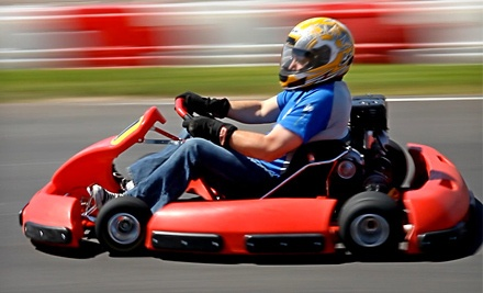 Individual Pro Kart on Saturday, May 5 at 9AM-12PM (a $175 value) - Bondurant SuperKart School in Chandler