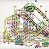 $599 for a K'NEX Son of Serpent Coaster