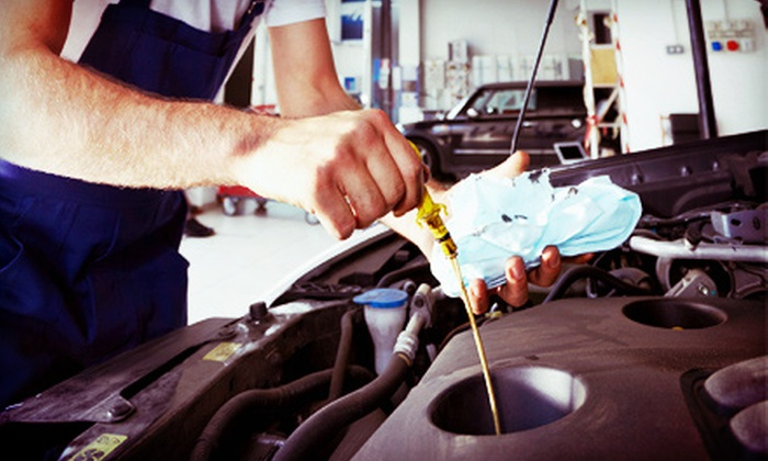 Bavarian Performance Group - Winchester Town Center: 1 or 3 Oil Changes with 6-Point Inspection for BMW Vehicles at Bavarian Performance Group in Winchester (Up to 58% Off)