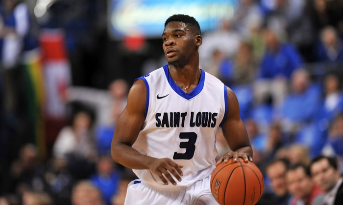 St. Louis Bilikens Men's Basketball - Chaifetz Arena: $18 for a St. Louis Billikens Men's Basketball Game at Chaifetz Arena on Tuesday, February 10 ($35.85 Value)