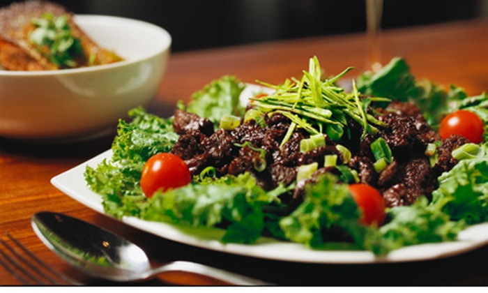 The Elephant Walk - Multiple Locations: $25 for $49.99 Worth of French and Cambodian Cuisine at The Elephant Walk