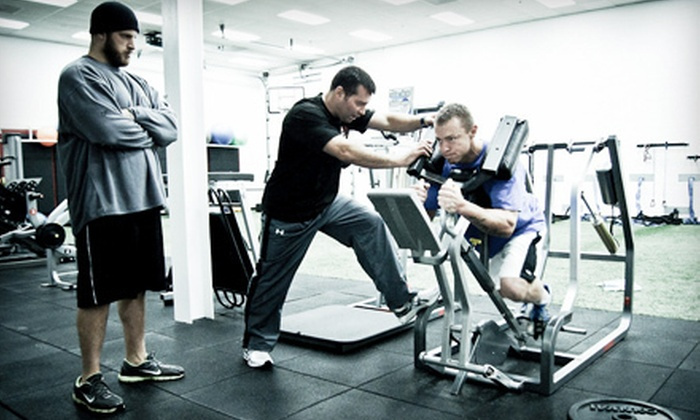 Barwis Methods - Plymouth: Five Boot-Camp Classes or Six-Week NFL-Style Strength-Training Program at Barwis Methods (Up to 67% Off)