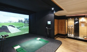 Grange City Hotel: Two-Hour Golf Simulator Hire for Up to Four with Optional Five Beers at 5* Grange City Hotel (Up to 64% Off), Tower Hill