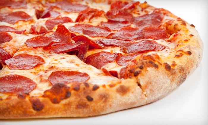 JoJo's Pizza Kitchen - Multiple Locations: Italian Comfort Food at JoJo's Pizza Kitchen (Up to 52% Off). Two Options Available.